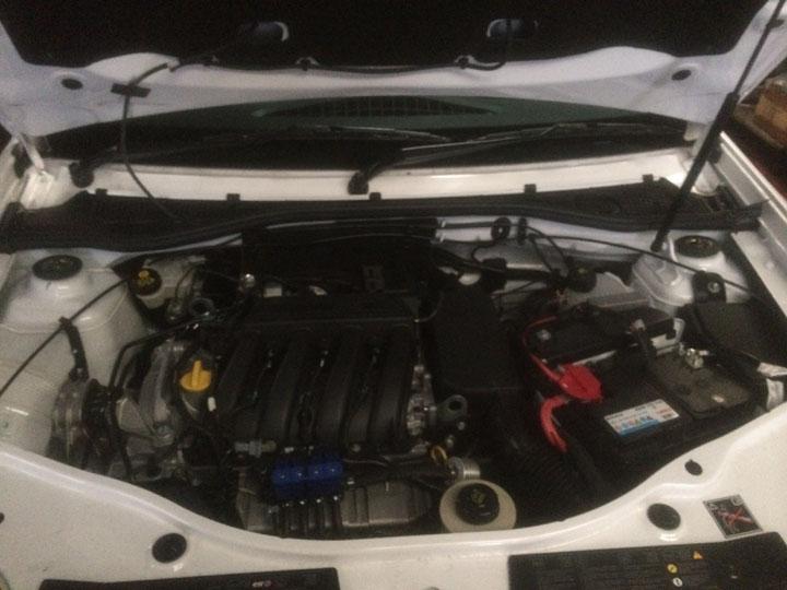 Dacia LPG Conversion Installation