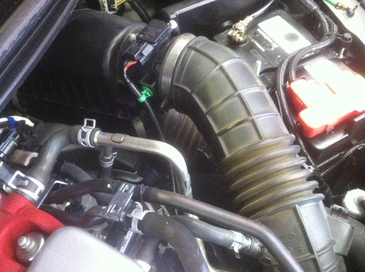 Honda LPG Conversion Installation