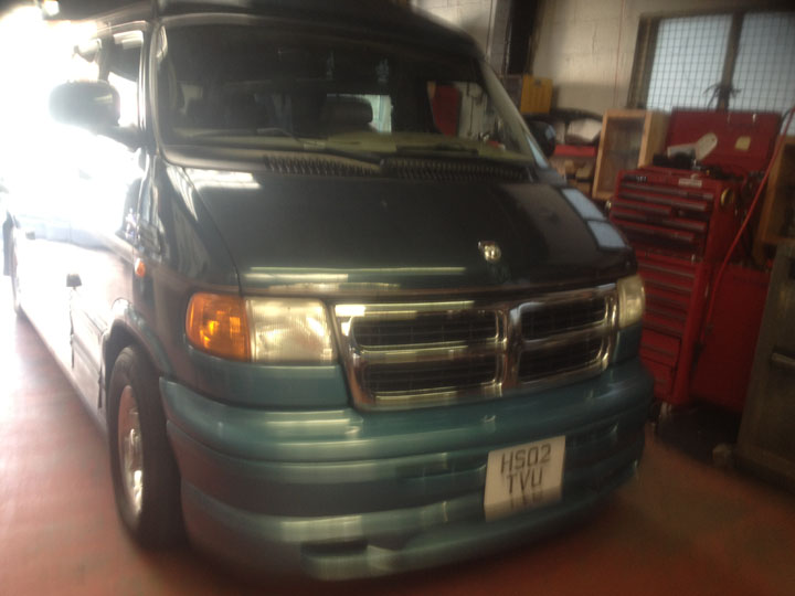 Japanese Import Car LPG Conversion Installation